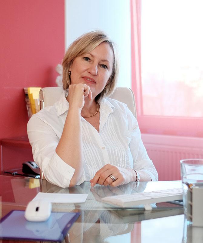 Dr. med. Bärbel Grashoff - Frauenärztin